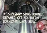 Image of Views inside the USS Blenny (SS-324)  Java Sea, 1944, second 4 stock footage video 65675076136