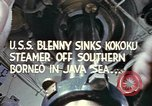 Image of Views inside the USS Blenny (SS-324)  Java Sea, 1944, second 5 stock footage video 65675076136