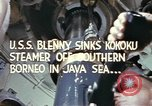Image of Views inside the USS Blenny (SS-324)  Java Sea, 1944, second 6 stock footage video 65675076136