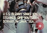 Image of Views inside the USS Blenny (SS-324)  Java Sea, 1944, second 11 stock footage video 65675076136