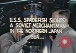 Image of Interior of USS Spadefish (SS-411) while submerged Sea of Japan, 1944, second 2 stock footage video 65675076137