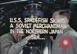 Image of Interior of USS Spadefish (SS-411) while submerged Sea of Japan, 1944, second 3 stock footage video 65675076137