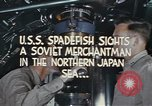 Image of Interior of USS Spadefish (SS-411) while submerged Sea of Japan, 1944, second 6 stock footage video 65675076137