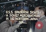 Image of Interior of USS Spadefish (SS-411) while submerged Sea of Japan, 1944, second 10 stock footage video 65675076137