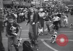 Image of pet's parade Eugene Oregon USA, 1939, second 11 stock footage video 65675076142