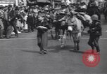 Image of pet's parade Eugene Oregon USA, 1939, second 12 stock footage video 65675076142
