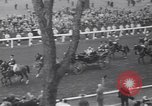 Image of King's Plate turf classic Toronto Ontario Canada, 1939, second 7 stock footage video 65675076154