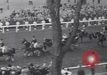Image of King's Plate turf classic Toronto Ontario Canada, 1939, second 8 stock footage video 65675076154