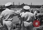 Image of American submarines Pearl Harbor Hawaii USA, 1945, second 6 stock footage video 65675076156