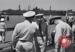 Image of American submarines Pearl Harbor Hawaii USA, 1945, second 8 stock footage video 65675076156