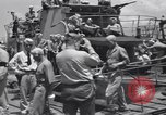Image of American submarines Pearl Harbor Hawaii USA, 1945, second 10 stock footage video 65675076157