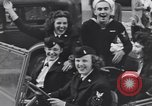 Image of Victory over Japan day Seattle Washington USA, 1945, second 12 stock footage video 65675076158