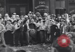 Image of Victory over Japan day Seattle Washington USA, 1945, second 8 stock footage video 65675076161