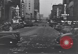 Image of Victory over Japan day Seattle Washington USA, 1945, second 5 stock footage video 65675076162