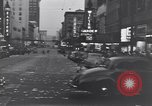 Image of Victory over Japan day Seattle Washington USA, 1945, second 7 stock footage video 65675076162