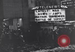 Image of Victory over Japan day Seattle Washington USA, 1945, second 11 stock footage video 65675076162