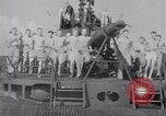 Image of Sailors do calisthenics aboard USS Nautilus SS-168 Pacific Ocean, 1942, second 6 stock footage video 65675076179