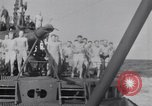 Image of Sailors do calisthenics aboard USS Nautilus SS-168 Pacific Ocean, 1942, second 11 stock footage video 65675076179