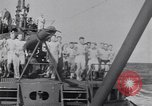 Image of Sailors do calisthenics aboard USS Nautilus SS-168 Pacific Ocean, 1942, second 12 stock footage video 65675076179