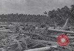 Image of US 27th Infantry Division Makin Island Kiribati Islands, 1943, second 1 stock footage video 65675076186