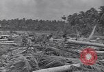 Image of US 27th Infantry Division Makin Island Kiribati Islands, 1943, second 2 stock footage video 65675076186