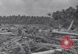 Image of US 27th Infantry Division Makin Island Kiribati Islands, 1943, second 6 stock footage video 65675076186