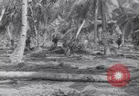 Image of US 27th Infantry Division Makin Island Kiribati Islands, 1943, second 8 stock footage video 65675076186