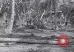 Image of US 27th Infantry Division Makin Island Kiribati Islands, 1943, second 9 stock footage video 65675076186