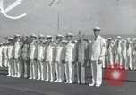 Image of United States Navy personnel Pearl Harbor Hawaii USA, 1942, second 1 stock footage video 65675076191