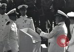 Image of medals awarded Pearl Harbor Hawaii USA, 1943, second 3 stock footage video 65675076194