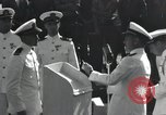 Image of medals awarded Pearl Harbor Hawaii USA, 1943, second 5 stock footage video 65675076194