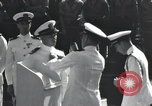 Image of medals awarded Pearl Harbor Hawaii USA, 1943, second 7 stock footage video 65675076194