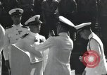 Image of medals awarded Pearl Harbor Hawaii USA, 1943, second 8 stock footage video 65675076194