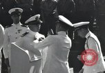 Image of medals awarded Pearl Harbor Hawaii USA, 1943, second 10 stock footage video 65675076194