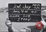 Image of USS Flying Fish Pearl Harbor Hawaii USA, 1945, second 2 stock footage video 65675076195