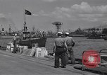 Image of USS Flying Fish Pearl Harbor Hawaii USA, 1945, second 6 stock footage video 65675076195