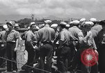 Image of Japanese prisoners Pearl Harbor Hawaii USA, 1945, second 2 stock footage video 65675076198