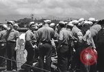 Image of Japanese prisoners Pearl Harbor Hawaii USA, 1945, second 3 stock footage video 65675076198