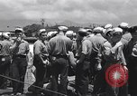 Image of Japanese prisoners Pearl Harbor Hawaii USA, 1945, second 6 stock footage video 65675076198