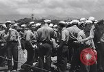Image of Japanese prisoners Pearl Harbor Hawaii USA, 1945, second 7 stock footage video 65675076198