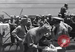 Image of Japanese prisoners Pearl Harbor Hawaii USA, 1945, second 12 stock footage video 65675076198