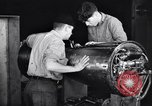 Image of torpedo shop Montauk New York USA, 1944, second 10 stock footage video 65675076213