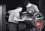 Image of torpedo shop Montauk New York USA, 1944, second 12 stock footage video 65675076213