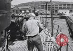 Image of American submarine United States USA, 1948, second 5 stock footage video 65675076223