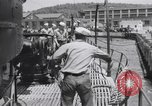 Image of American submarine United States USA, 1948, second 6 stock footage video 65675076223