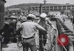 Image of American submarine United States USA, 1948, second 12 stock footage video 65675076223