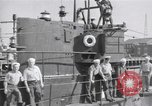 Image of American submarine United States USA, 1948, second 1 stock footage video 65675076227