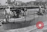 Image of American submarine United States USA, 1948, second 4 stock footage video 65675076227