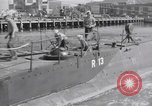 Image of American submarine United States USA, 1948, second 6 stock footage video 65675076227