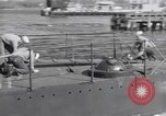 Image of American submarine United States USA, 1948, second 8 stock footage video 65675076227